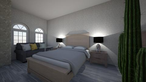 habitat2 - Bedroom - by tecnologia2019e