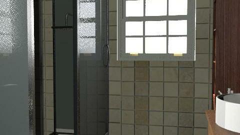 ducha - Country - Bathroom - by akashareikiana