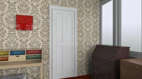 Kiddish  - Bedroom - by ASKAbby