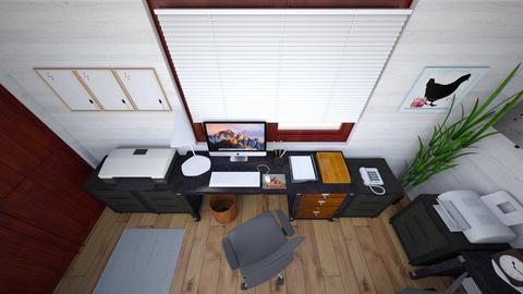 Office - Office - by DawnieRotten