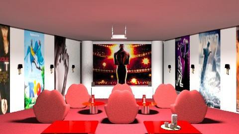 cine3 - Modern - by joao alberto
