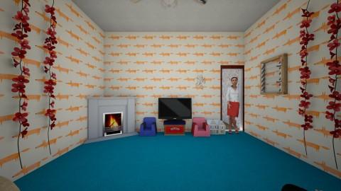 living room - Living room - by bklowman