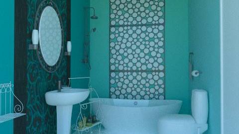 my bathroom - Bathroom - by haSo0n