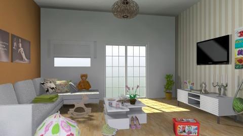 Ftr Living Room alive - Living room - by yellowsubmarine