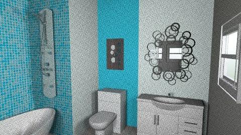 bathroom modern - Modern - Bathroom - by Liizbeth