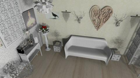 shabby chic - Living room - by nitajolly
