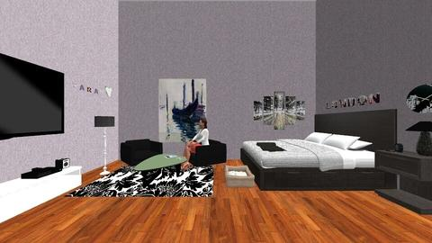 room of awesome - Glamour - by bryanna jernstedt