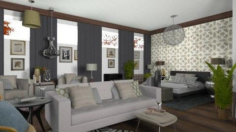 Favorite Room - Glamour - Living room - by mesakefinau