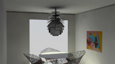 salon - Dining Room - by armel123