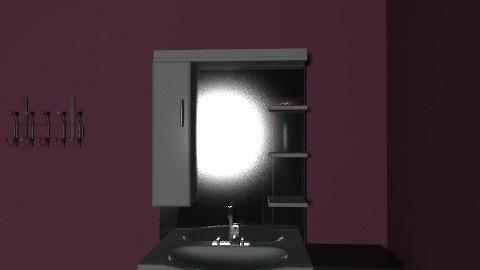 bathroom - Glamour - Bathroom - by sherby