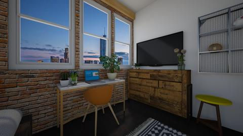 urban - Living room - by ljubitelj