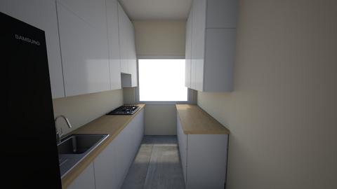 2 - Kitchen - by Diabolina