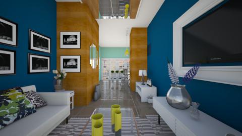 tre - Living room - by sorangeld