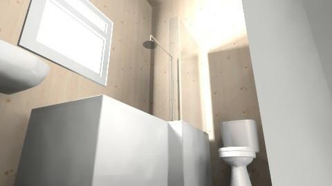 CB Bath - Rustic - Bathroom - by Chuck Borges