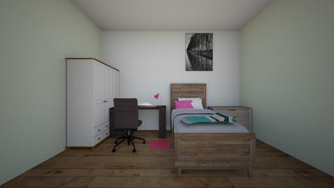 mi cuarto - by Mapux110