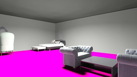 Tammy pink room - Feminine - Bedroom - by Tammyemilien