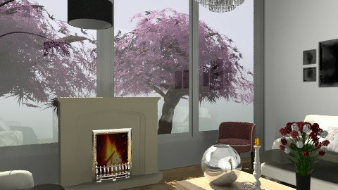 loi - Living room - by ory_ana