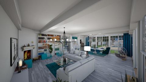 love summer - Modern - Living room - by lamzoi
