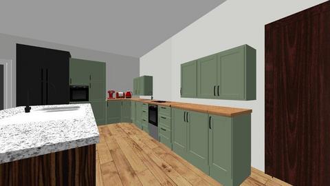 Kitchen - Kitchen - by clairemc