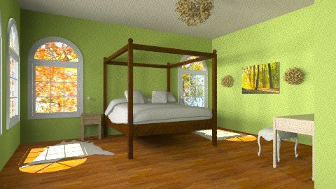 Audrey Suite - Country - Bedroom - by aubriella
