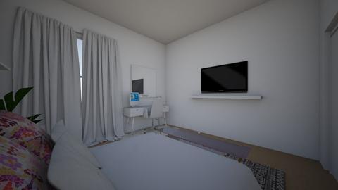 Master Bedroom corner 2 - Bedroom - by Kmstyles84
