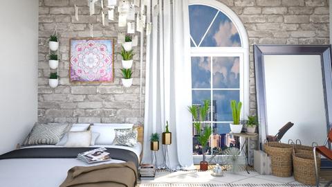 bedroom - Bedroom - by OpoPulis