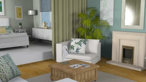 Stay Inn - Eclectic - Bedroom - by channing4