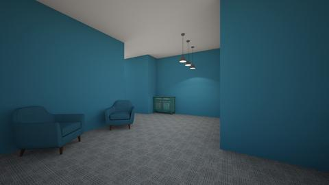 Second View Reception Are - Office - by ppeak713
