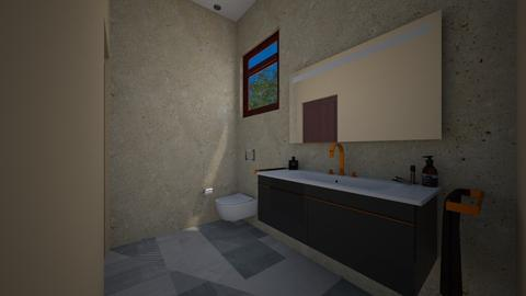 new 5 - Bathroom - by ivelina_pavlova_9340