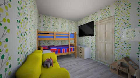 sintijas kids room - Modern - Kids room - by sintijazake