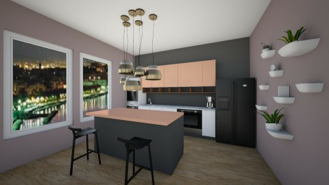 Kitchen  - Modern - Kitchen - by Federica_G1993