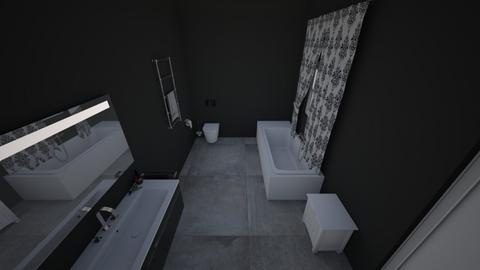 Kandis Guest Bath - Bathroom - by Teacher Tita