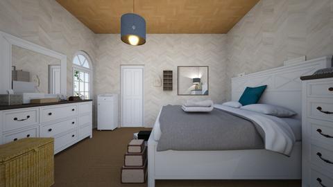 Bedroom - Bedroom - by Yasmin Kuti