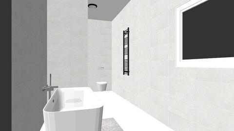 Badkamer - Bathroom - by Loela