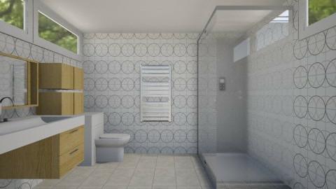 bathroom - Country - Bathroom - by Karine Hakobayan