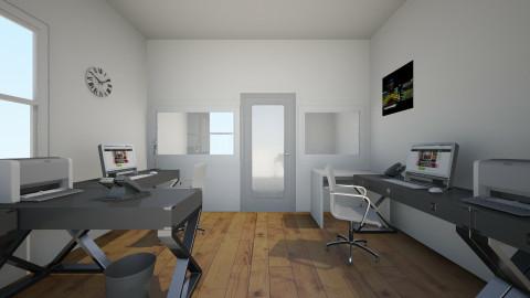 CAPSA - Minimal - Office - by TheKhristooff