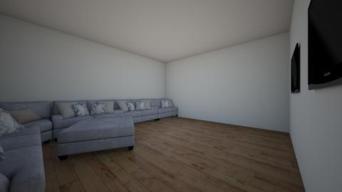 Living Room  - Modern - Living room - by Jordin12