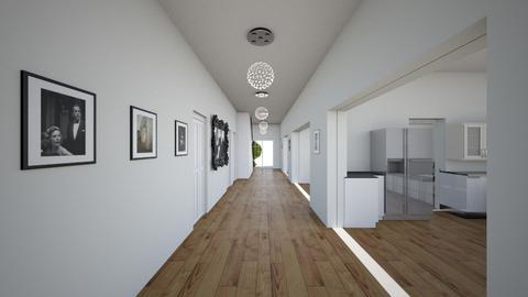 new home hallway - Minimal - by Stephanie Felix