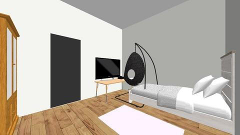 asd - Bedroom - by senki104