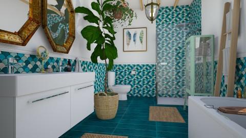 For Conchy_Ensuite bath - Bathroom - by MandyB84