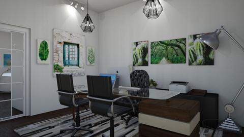 Private Practice - Minimal - Office - by susiekohl032