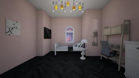 Gracie Bonin 1 point per - Modern - Bedroom - by gbonin