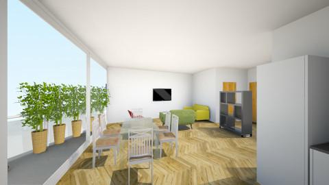 whole flat  kitchen flip5 - by markh11