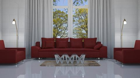 MANSION LIVING - Living room - by KC Pechangco