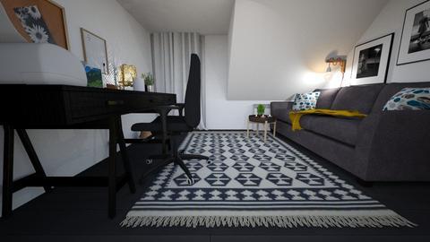 Cimusova soba - Living room - by xendza89