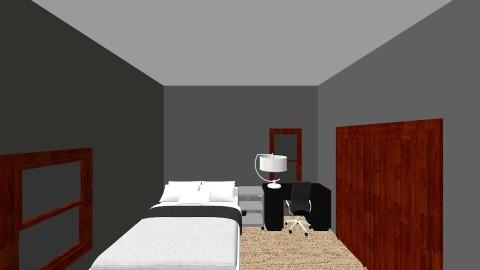 galaxy room - Modern - Bedroom - by emma919