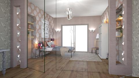 8 min design - Bedroom - by jdenae3