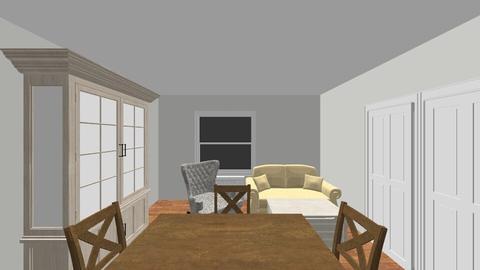 salon - Living room - by floristdeco