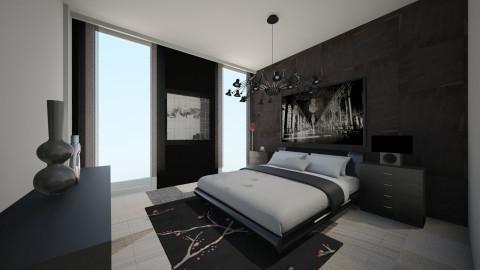 M.H. Bedroom - Living room - by Cojo