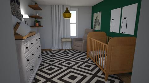 Nursery - Kids room - by bmichelle